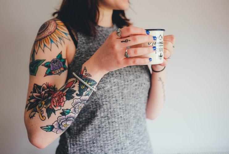 Comment se débarrasser d'un tatouage sans douleur?